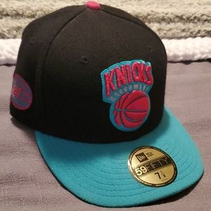 """NY Knicks """"South Beach"""" Wool Fitted"""